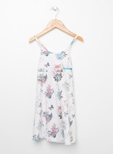 Enchantimals Elbise Beyaz